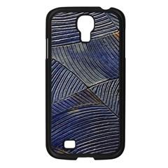Textures Sea Blue Water Ocean Samsung Galaxy S4 I9500/ I9505 Case (black) by Nexatart