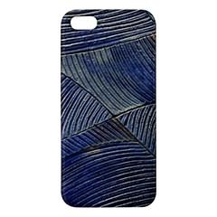 Textures Sea Blue Water Ocean Iphone 5s/ Se Premium Hardshell Case by Nexatart