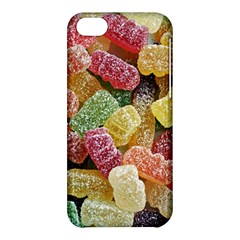Jelly Beans Candy Sour Sweet Apple Iphone 5c Hardshell Case by Nexatart
