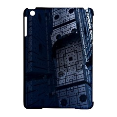 Graphic Design Background Apple Ipad Mini Hardshell Case (compatible With Smart Cover) by Nexatart