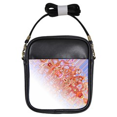 Effect Isolated Graphic Girls Sling Bags by Nexatart