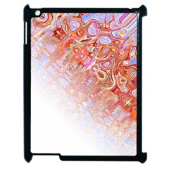 Effect Isolated Graphic Apple Ipad 2 Case (black) by Nexatart