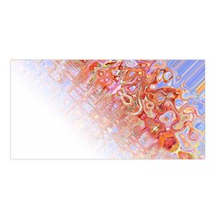 Effect Isolated Graphic Satin Shawl by Nexatart
