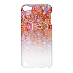 Effect Isolated Graphic Apple Ipod Touch 5 Hardshell Case by Nexatart