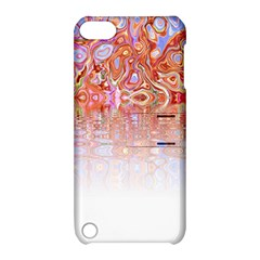 Effect Isolated Graphic Apple Ipod Touch 5 Hardshell Case With Stand by Nexatart