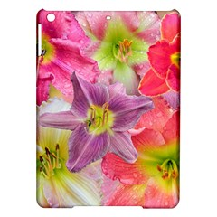 Wonderful Floral 22a Ipad Air Hardshell Cases by MoreColorsinLife