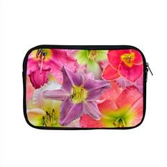 Wonderful Floral 22a Apple Macbook Pro 15  Zipper Case by MoreColorsinLife