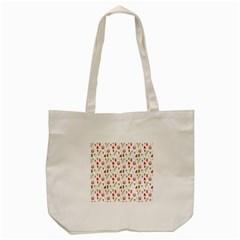 Watermelon Fruit Paterns Tote Bag (cream) by TastefulDesigns
