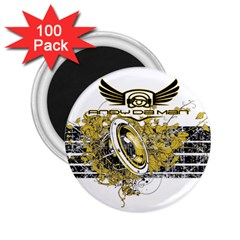 Andy Da Man 2 25  Magnets (100 Pack)  by Acid909