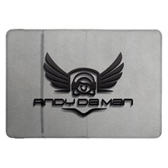 Andy Da Man 3d Grey Samsung Galaxy Tab 8 9  P7300 Flip Case by Acid909
