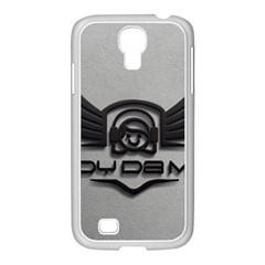 Andy Da Man 3d Grey Samsung Galaxy S4 I9500/ I9505 Case (white) by Acid909