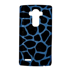 Skin1 Black Marble & Blue Colored Pencil (r) Lg G4 Hardshell Case by trendistuff