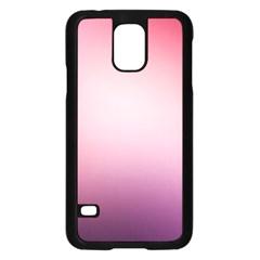 Background Blurry Template Pattern Samsung Galaxy S5 Case (black) by Nexatart