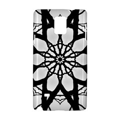 Pattern Abstract Fractal Samsung Galaxy Note 4 Hardshell Case by Nexatart
