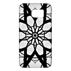 Pattern Abstract Fractal Galaxy S6 by Nexatart