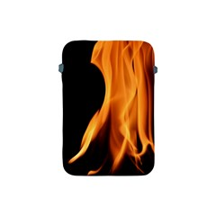Fire Flame Pillar Of Fire Heat Apple Ipad Mini Protective Soft Cases by Nexatart