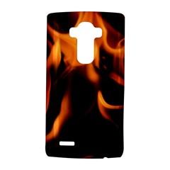 Fire Flame Heat Burn Hot Lg G4 Hardshell Case by Nexatart