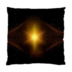 Background Christmas Star Advent Standard Cushion Case (one Side) by Nexatart