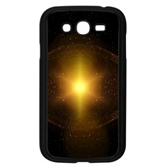 Background Christmas Star Advent Samsung Galaxy Grand Duos I9082 Case (black) by Nexatart