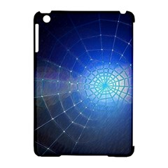Network Cobweb Networking Bill Apple Ipad Mini Hardshell Case (compatible With Smart Cover) by Nexatart