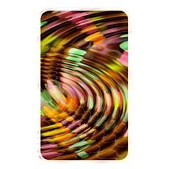Wave Rings Circle Abstract Memory Card Reader by Nexatart