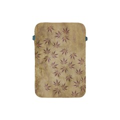 Parchment Paper Old Leaves Leaf Apple Ipad Mini Protective Soft Cases by Nexatart