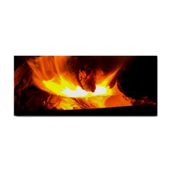 Fire Rays Mystical Burn Atmosphere Cosmetic Storage Cases by Nexatart