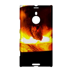 Fire Rays Mystical Burn Atmosphere Nokia Lumia 1520 by Nexatart