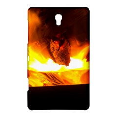 Fire Rays Mystical Burn Atmosphere Samsung Galaxy Tab S (8 4 ) Hardshell Case  by Nexatart