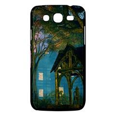 Background Forest Trees Nature Samsung Galaxy Mega 5 8 I9152 Hardshell Case  by Nexatart