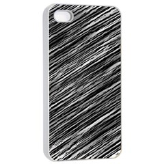 Background Structure Pattern Apple Iphone 4/4s Seamless Case (white) by Nexatart