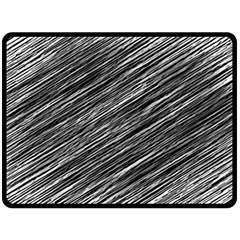 Background Structure Pattern Double Sided Fleece Blanket (large)  by Nexatart