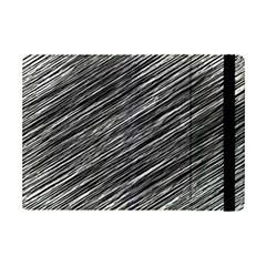 Background Structure Pattern Ipad Mini 2 Flip Cases by Nexatart