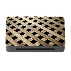 Texture Wood Flooring Brown Macro Memory Card Reader With Cf by Nexatart