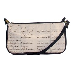German French Lecture Writing Shoulder Clutch Bags by Nexatart