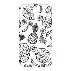 Tropical Pattern Samsung Galaxy S4 I9500/i9505 Hardshell Case by Valentinaart
