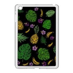 Tropical Pattern Apple Ipad Mini Case (white) by Valentinaart