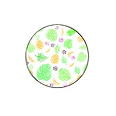 Tropical Pattern Hat Clip Ball Marker (10 Pack) by Valentinaart