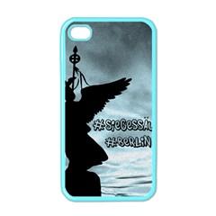 Berlin Apple Iphone 4 Case (color) by Valentinaart