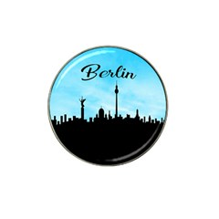 Berlin Hat Clip Ball Marker by Valentinaart
