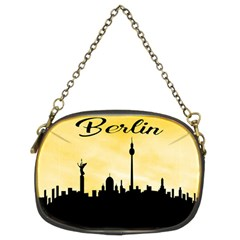Berlin Chain Purses (two Sides)  by Valentinaart