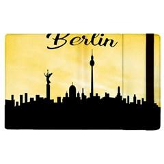 Berlin Apple Ipad Pro 9 7   Flip Case