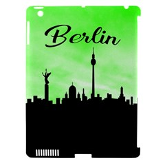 Berlin Apple Ipad 3/4 Hardshell Case (compatible With Smart Cover) by Valentinaart