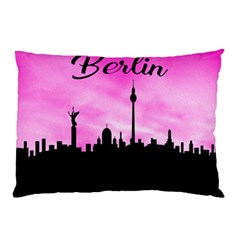 Berlin Pillow Case by Valentinaart