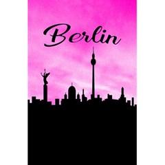 Berlin 5 5  X 8 5  Notebooks by Valentinaart