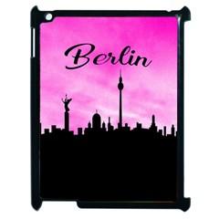 Berlin Apple Ipad 2 Case (black) by Valentinaart