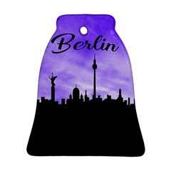 Berlin Bell Ornament (two Sides) by Valentinaart