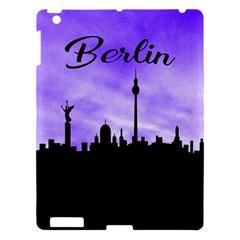 Berlin Apple Ipad 3/4 Hardshell Case by Valentinaart