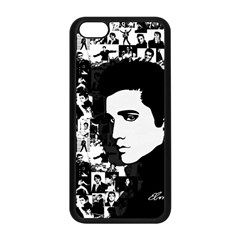 Elvis Presley Apple Iphone 5c Seamless Case (black) by Valentinaart