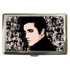 Elvis Presley Cigarette Money Cases by Valentinaart